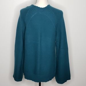 Vince Camuto Sweater Oversized Bell Sleeves Small